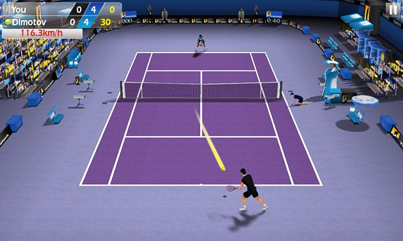 Tennis games online picture 12