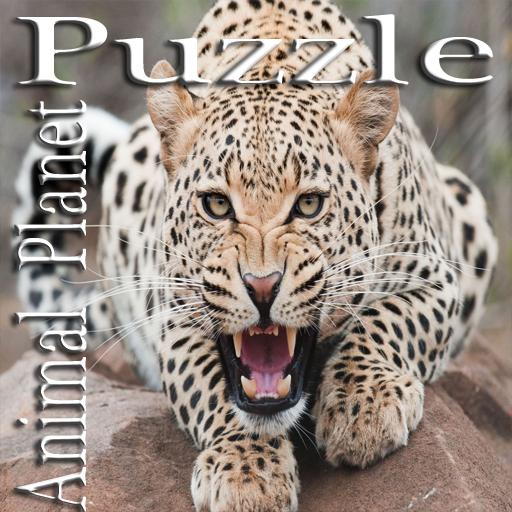 Puzzle Animal Planet 1