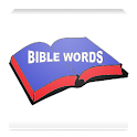 Bible Words with Meaning logo