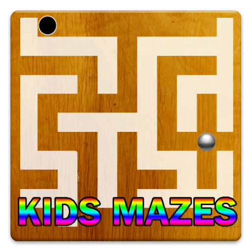 孩子們迷宮 - 免費遊戲 LOGO-APP點子
