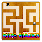 Game Mazes Baby Kids Free icon