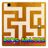 Mazes Puzzle Game for Kids