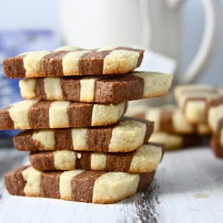 Fancy Slice n' Bake Checkerboard Cookies