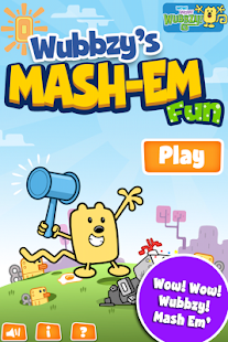 Wubbzy's Mash-Em Fun - screenshot thumbnail