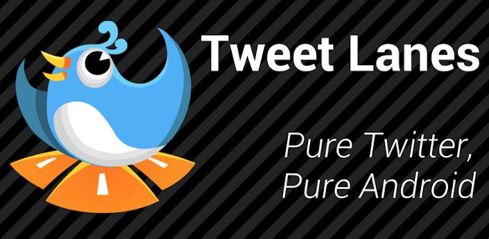 Lanes Tweet