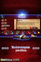 Screenshot of Panda Heroes