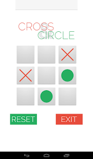 Cross and Circle - screenshot thumbnail