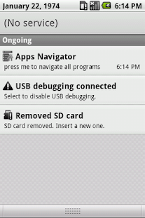 Application Navigator- screenshot thumbnail