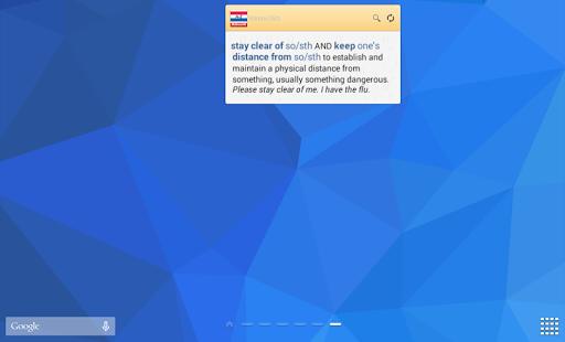 American Idioms Dictionary - screenshot thumbnail