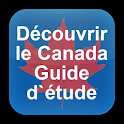 Découvrir le Canada logo