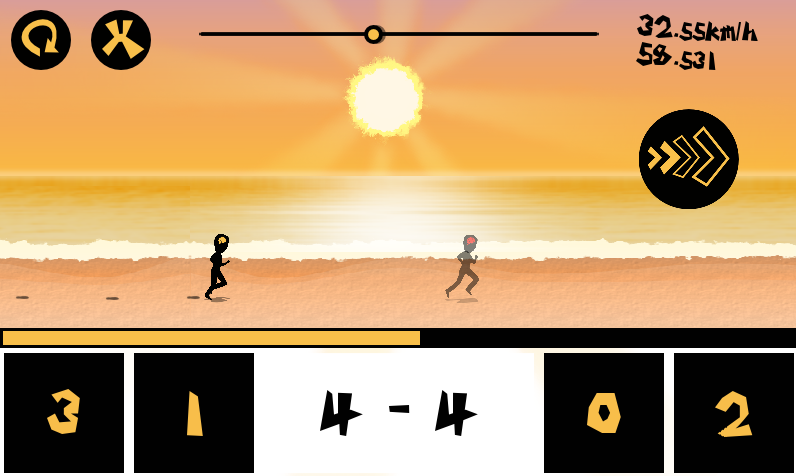 SunRun - screenshot
