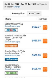 Hotel Finder - by Amazebuy- screenshot thumbnail
