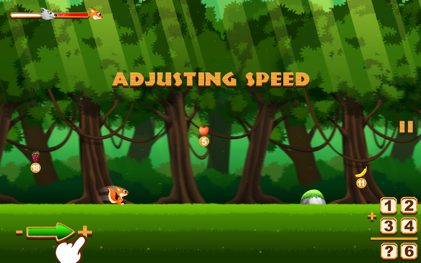Smart Squirrel- screenshot