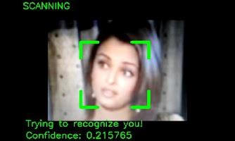 Screenshot of FaceRecog Phone Lock