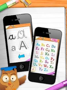 ABC Alfabeto Parlante Italiano Screenshot
