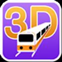 3D지하철-서울 logo