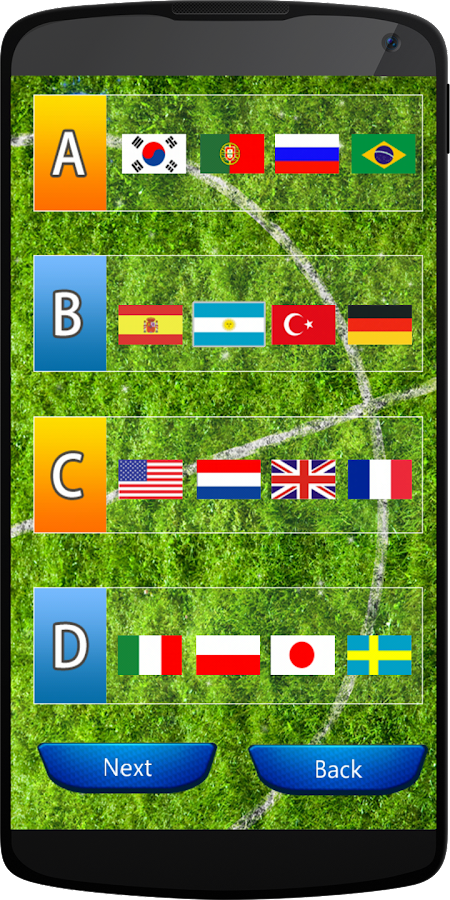 Air Football Champions League- screenshot