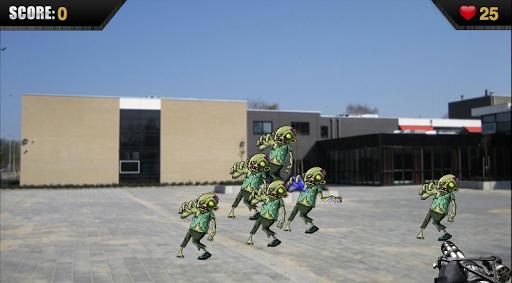 【免費動作App】Walking Dead Hondsrug College-APP點子