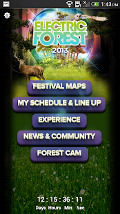 Electric Forest - screenshot thumbnail