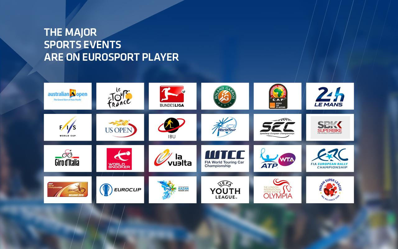 Eurosport Player - screenshot