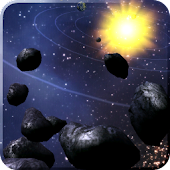 Asteroid Belt Free L Wallpaper