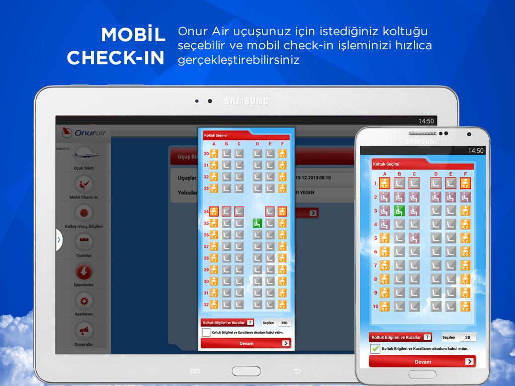Onur Air Google Play De Android Uygulamaları