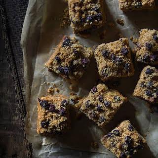 Gluten-free Blueberry Coffee Cake.