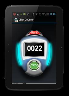 Click Counter+Tally Counter