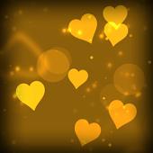 Hearts Up Live Wallpaper