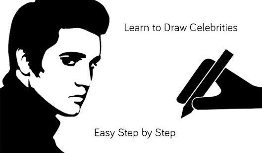 learn to draw celebrities screenshot thumbnail