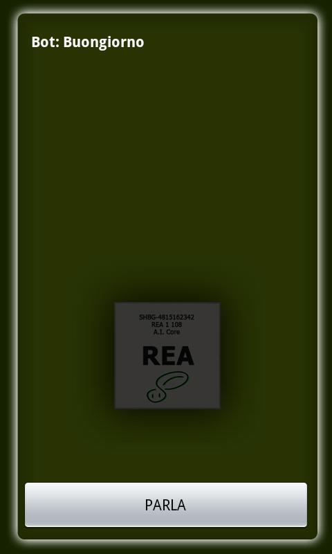 REA lite - screenshot