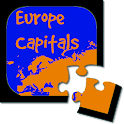 Jigsaw Puzzles Europe Capitals icon