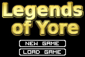 Screenshot of Legends of Yore Full