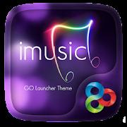 IMusic GO Launcher Theme