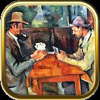 Art Puzzles: Paul Cézanne icon