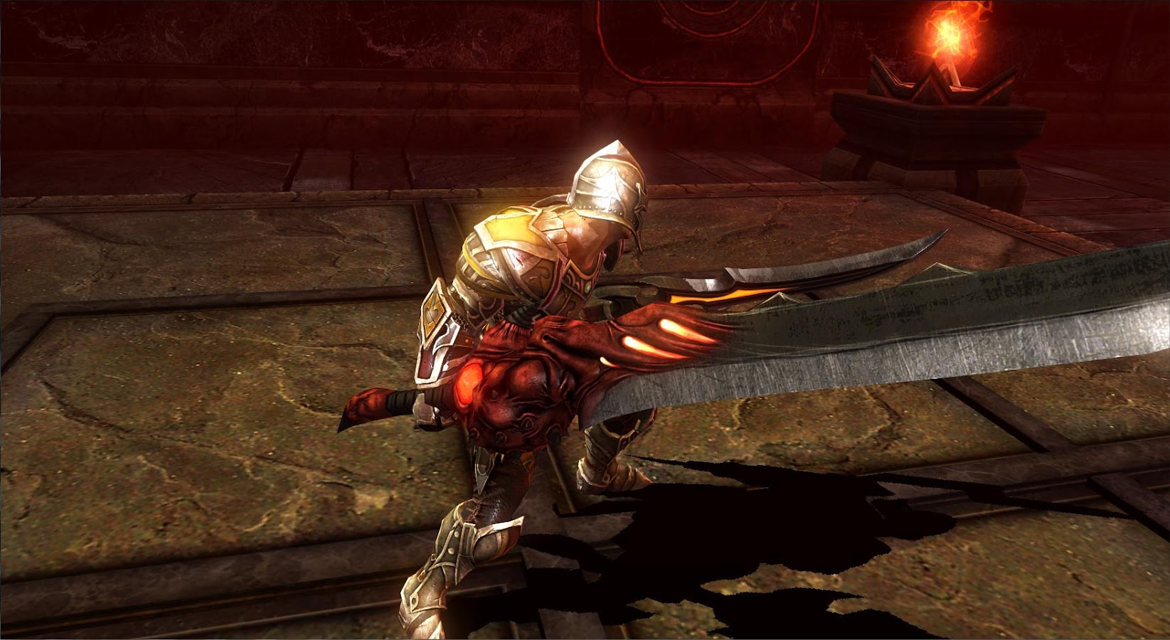 Blood Sword THD - screenshot