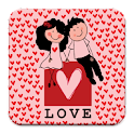 Love Letters & Romantic Quotes logo