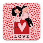 Love Letters & Romantic Quotes icon