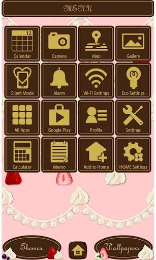 Melty Chocolate Wallpaper 1.3 Windows u7528 2