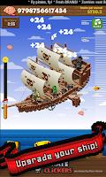 Screenshot of Pirate Clickers