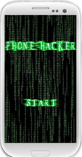 Phone Hacker