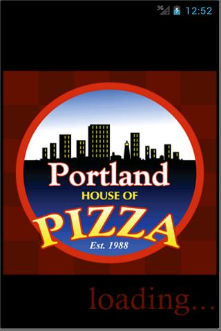 Portland House of Pizza- screenshot