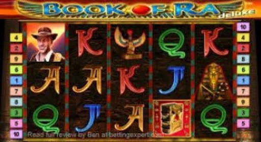 The Book Of Ra Slots