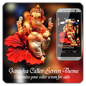 Ganesha Caller Screen