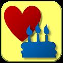 Mates Dates Reminders icon