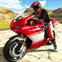 Bike Ridge - Turbo Rally Race icon