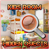 Hidden Objects - Kids Room