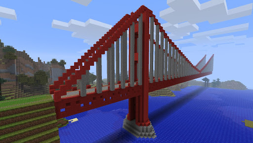 Brigde Ideas - Minecraft