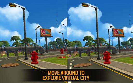 玩免費冒險APP|下載ファンタジー市内観光ツアーVR - トゥーン app不用錢|硬是要APP