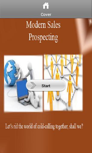 Modern Sales Prospecting